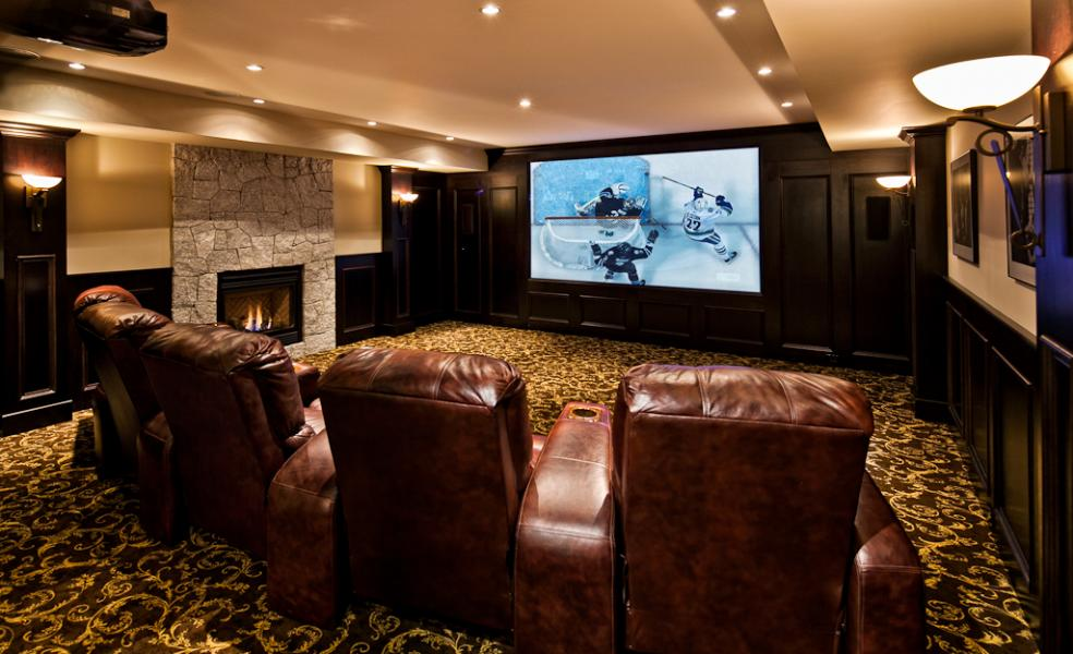 7.1 Home Theatre System